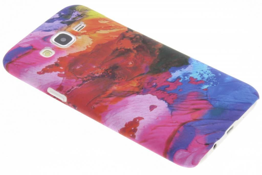 Colorful design hardcase hoesje voor de Samsung Galaxy J5