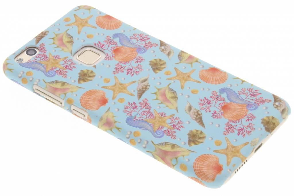 Seashell design hardcase hoesje voor de Huawei P10 Lite