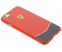 Ferrari Real Carbon Fiber Hard Case iPhone 6 / 6s