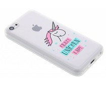 Design TPU hoesje iPhone 5c