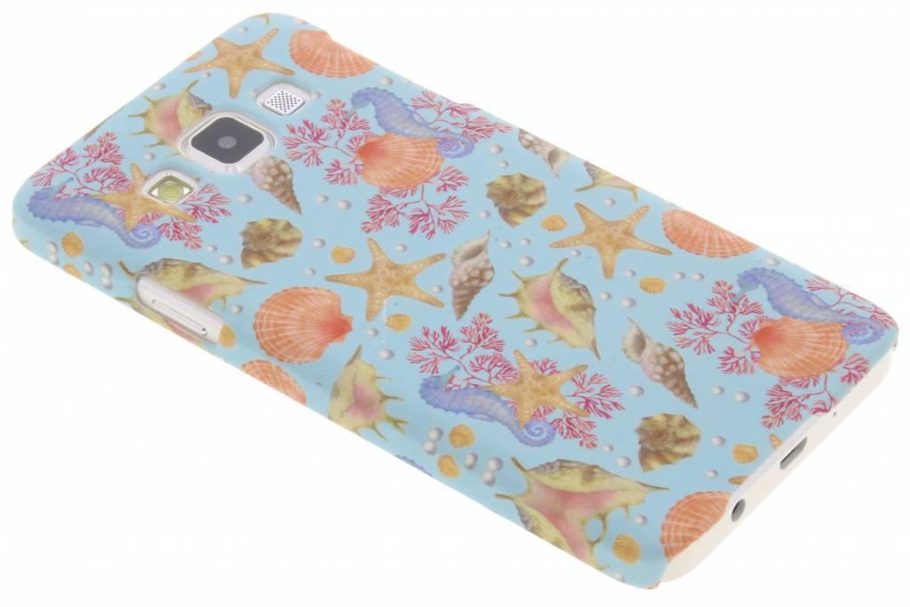 Seashell design hardcase hoesje voor de Samsung Galaxy A3