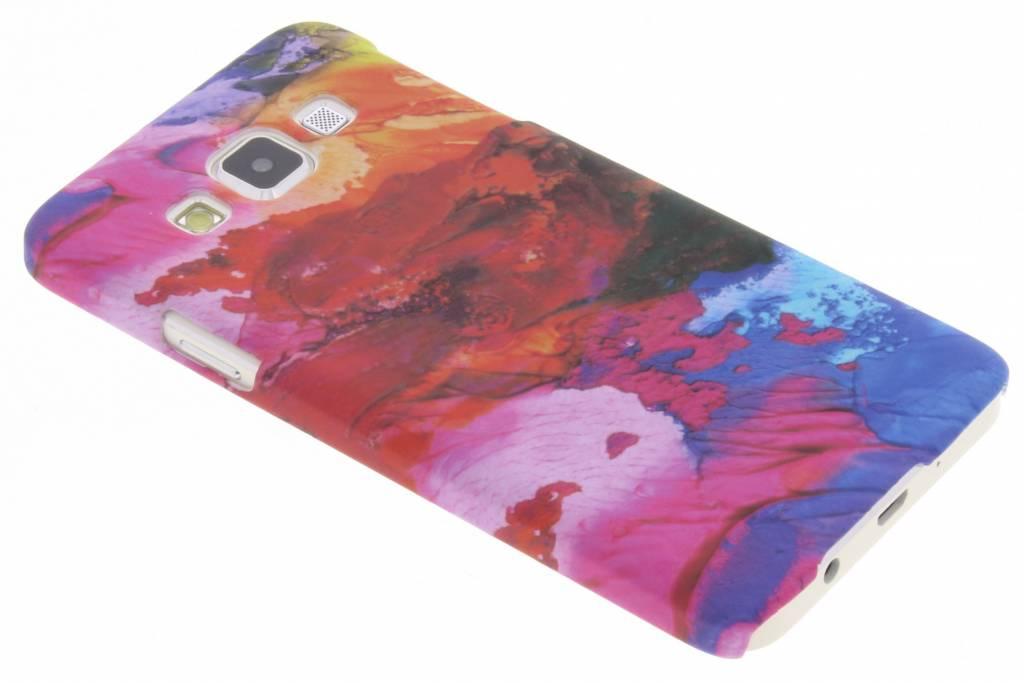 Colorful design hardcase hoesje voor de Samsung Galaxy A3