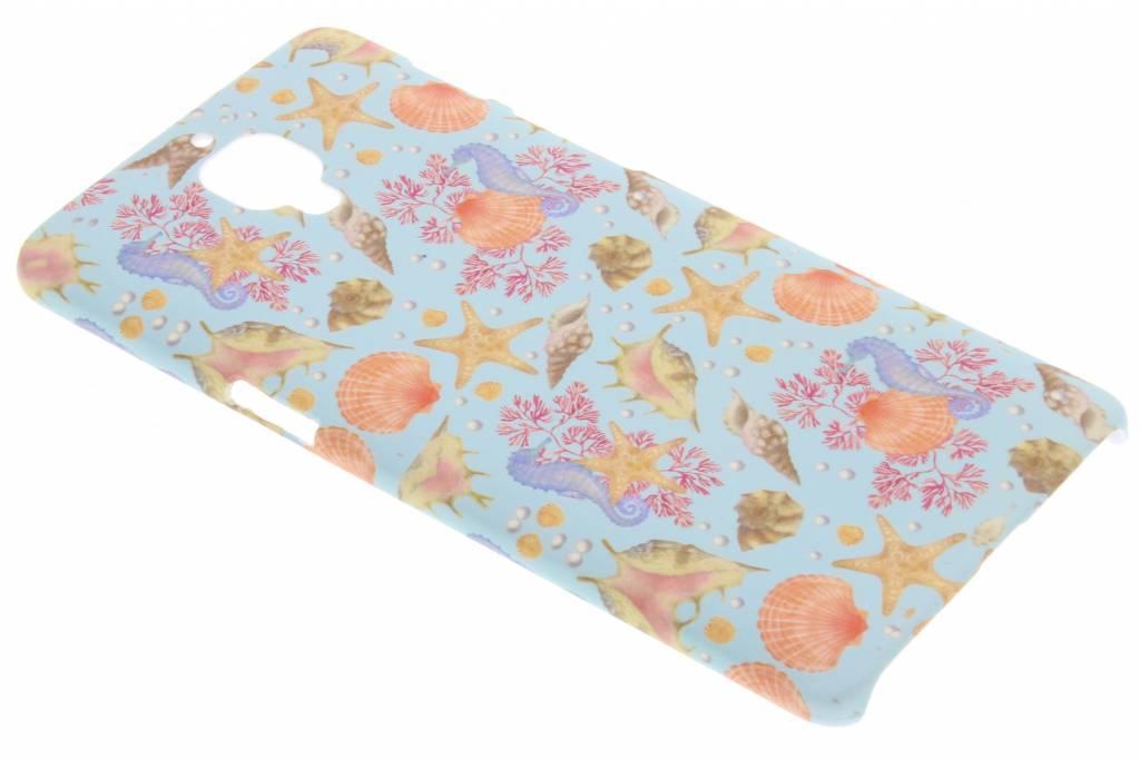 Seashell design hardcase hoesje voor de OnePlus 3 / 3T