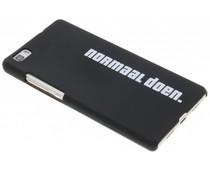 Quote design hardcase Huawei P8 Lite
