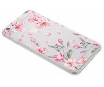 Bloesem TPU hoesje iPhone 6(s) Plus