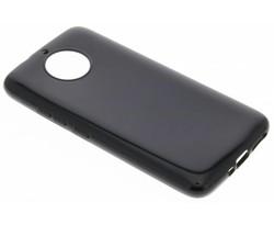 Zwart gel case Motorola Moto X4