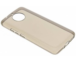 Transparant gel case Motorola Moto X4