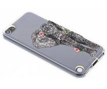 Dieren design TPU hoesje iPod Touch 5g / 6g