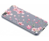 Bloesem TPU hoesje iPod Touch 5g / 6g