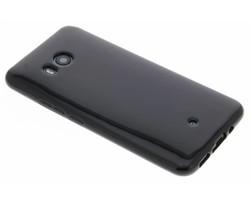 Zwart gel case HTC U11