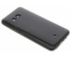 Grijs transparant gel case HTC U11