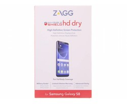 ZAGG Invisible Shield HD Dry screenprotector Galaxy S8
