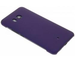 Paars effen hardcase hoesje HTC U11