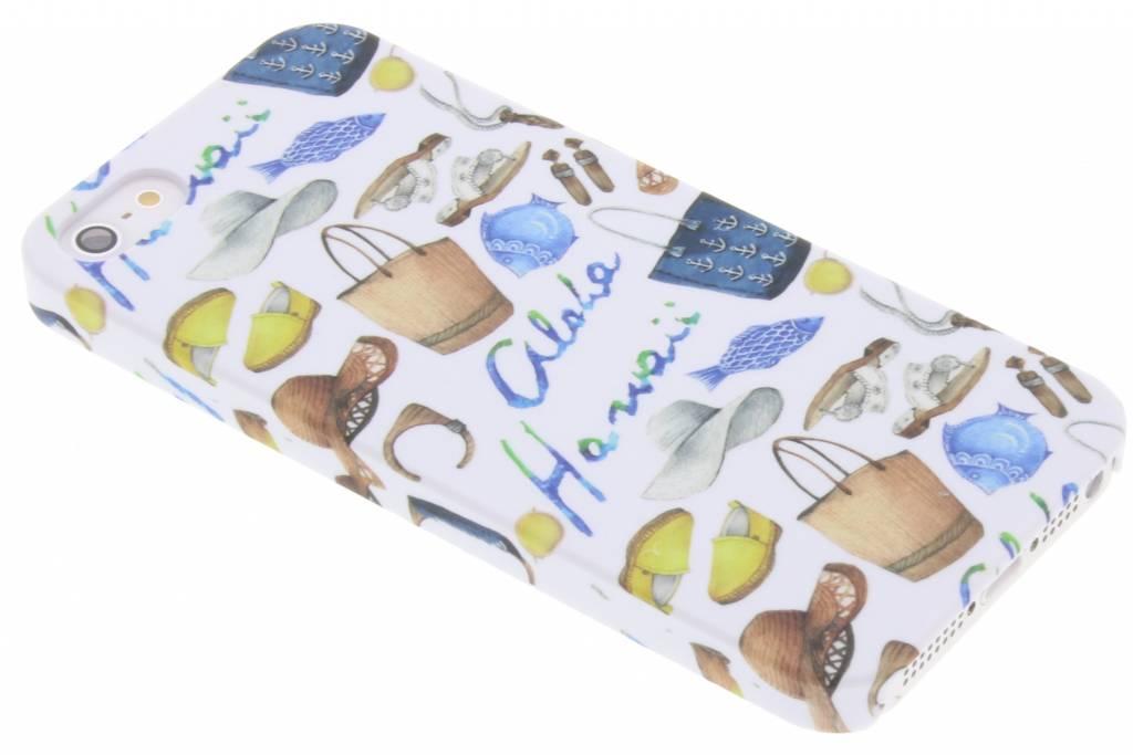 Fashionista design hardcase hoesje voor de iPhone 5 / 5s / SE
