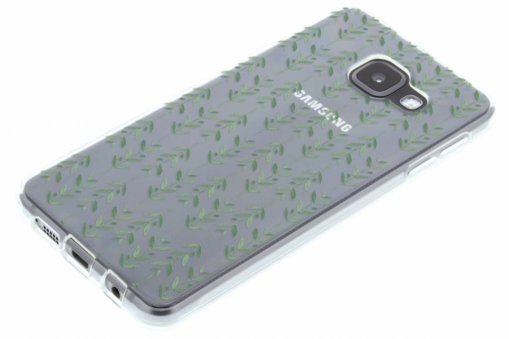 Branches D'olivier Conception Tpu Cas Pour Samsung Galaxy S7 3lva4n