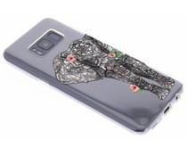 Dieren design TPU hoesje Samsung Galaxy S8