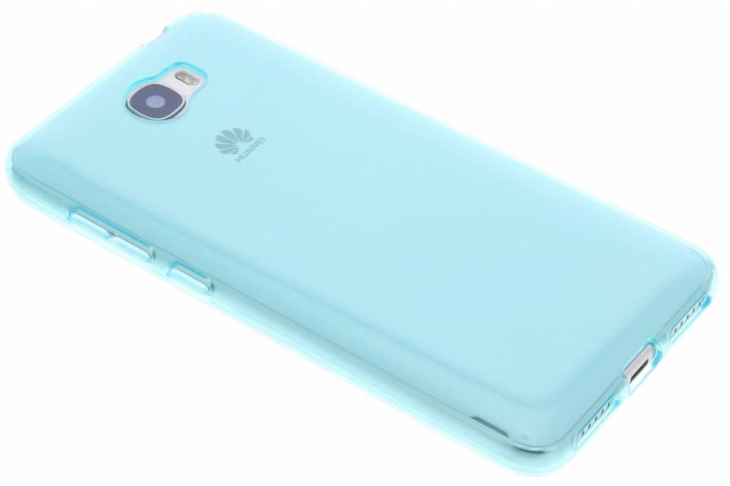 Cas De Gel Transparent Pour Huawei Y6 2 bNxptjt