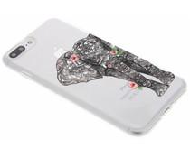 Dieren designTPU hoesje iPhone 8 Plus / 7 Plus