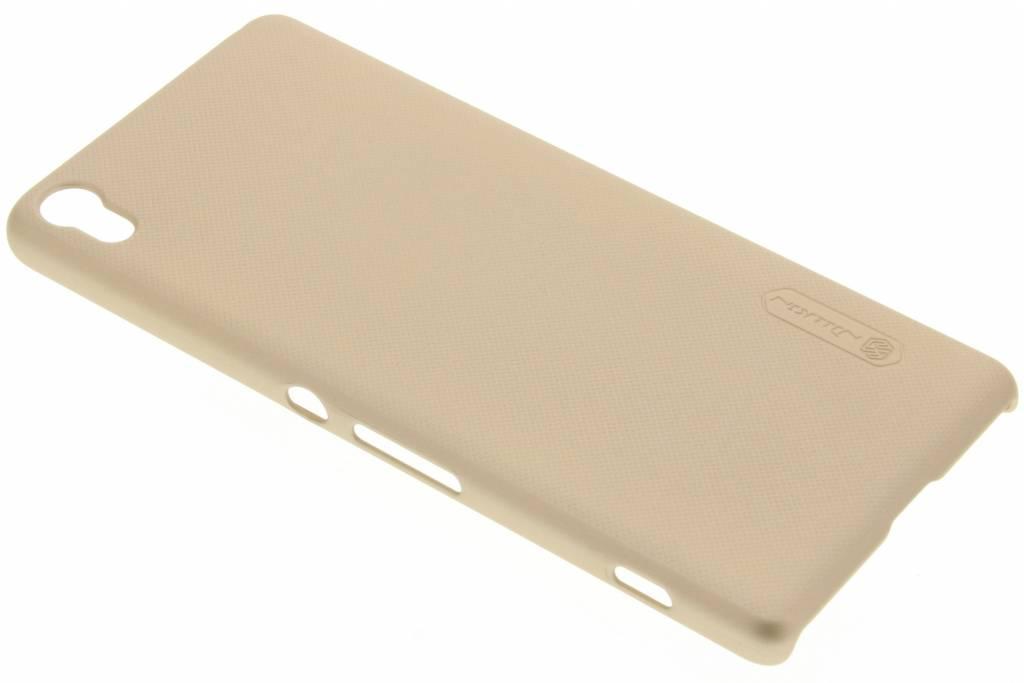 Nillkin Frosted Shield hardcase hoesje voor de Sony Xperia XA - Goud