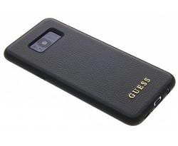 Guess Zwart iriDescent Hardcase Samsung Galaxy S8 Plus