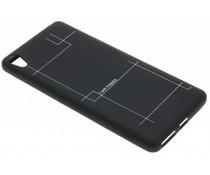 Glow in the dark TPU case Sony Xperia XA