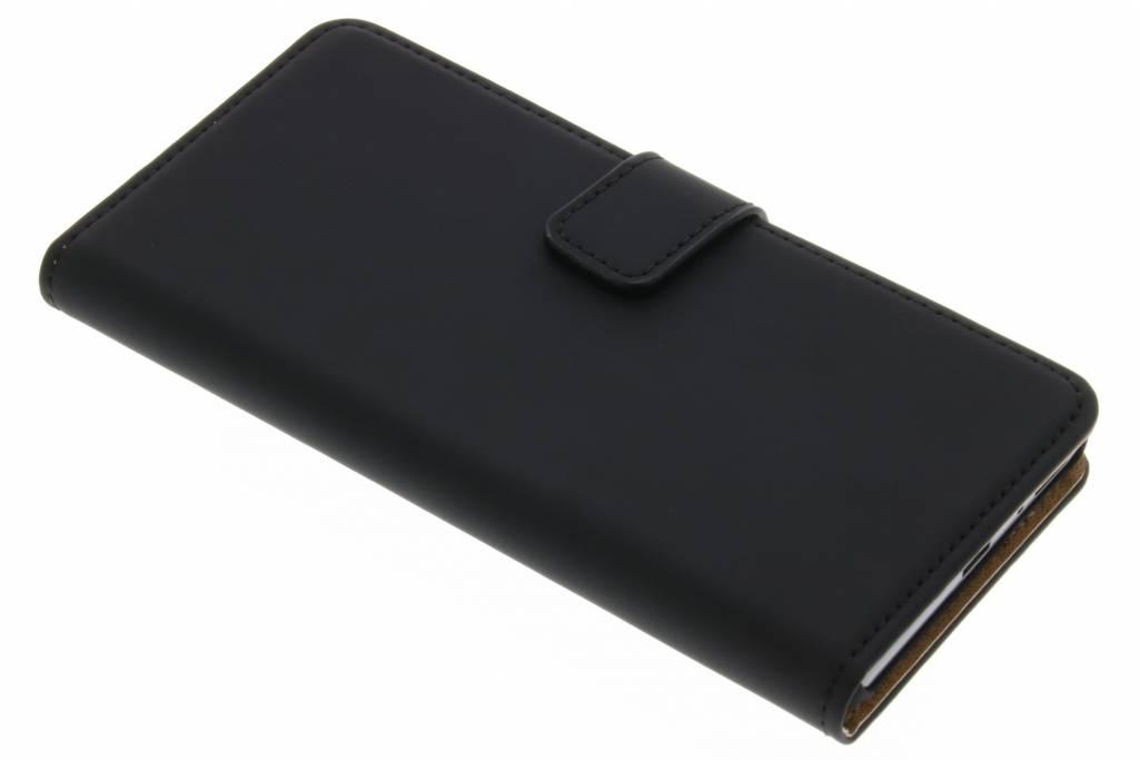 Cas De Livre De Luxe Pour Sony Xperia Xa - Noir TIpgdLN