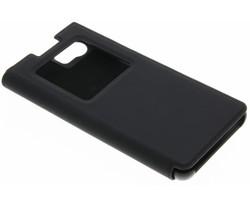 BlackBerry Zwart Smart Flipcase KeyOne