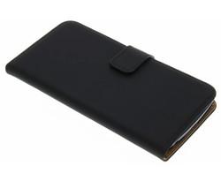 Selencia Luxe Book Case LG K10 - Zwart