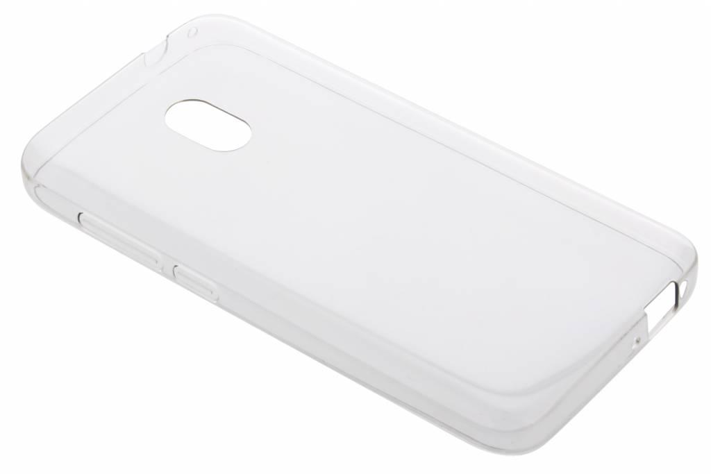 Alcatel Transparante Gel Skin Case voor de Alcatel U5