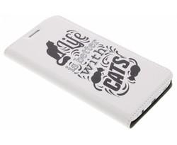 Quote Design Booklet Samsung Galaxy S7 Edge