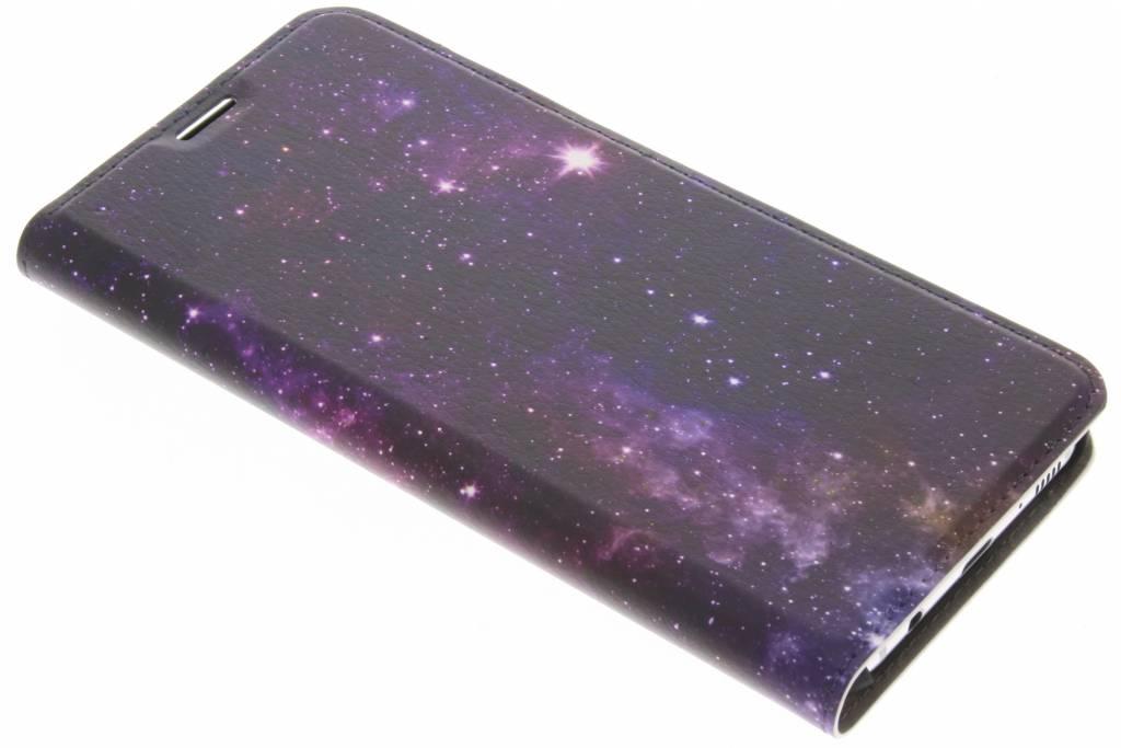 Cosmos Design Booklet voor de Samsung Galaxy S8 Plus