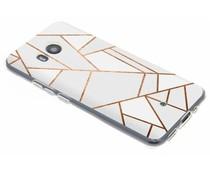 Design TPU hoesje HTC U11
