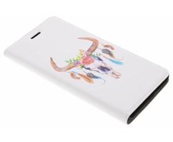 Bull Skull Design Booklet Nokia 6