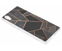 Design TPU hoesje Sony Xperia XA1