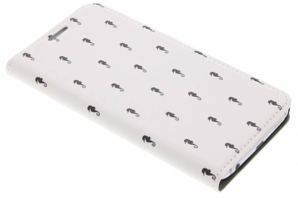 Zeepaardje Design Booklet voor de Samsung Galaxy S6