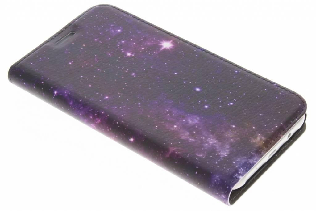 Cosmos Design Booklet voor de Samsung Galaxy J5