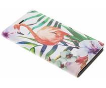 Flamingo Design Booklet Nokia 3