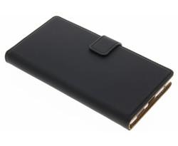 Selencia Zwart Luxe TPU Book Case Sony Xperia L1