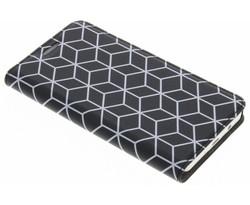 Cubes Design Booklet Samsung Galaxy A3