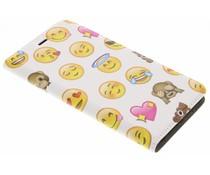 Emoji Design Booklet Huawei P10 Plus