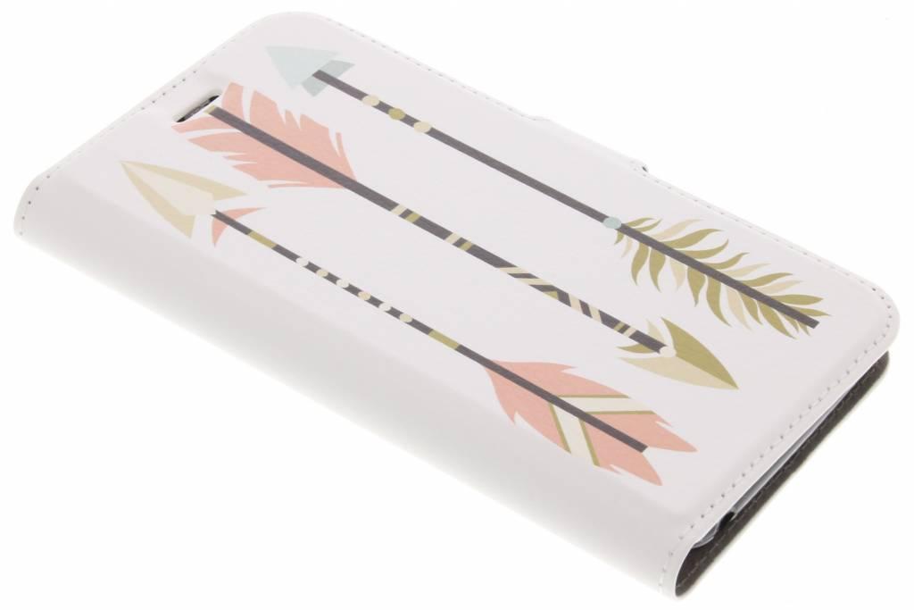 Arrows Design TPU Booklet voor de Acer Liquid Z6