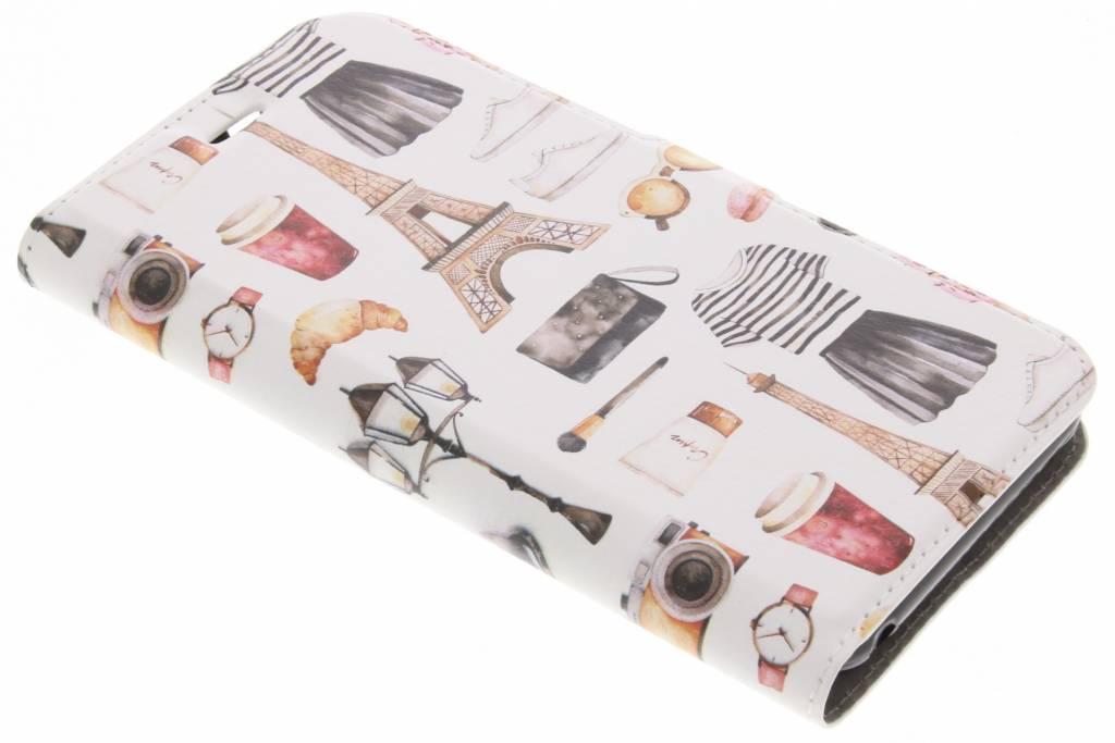 Fashionista Design TPU Booklet voor de Acer Liquid Z6