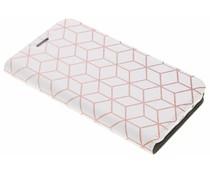 Cubes Design Booklet Samsung Galaxy J5