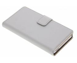 Selencia Zilver Luxe Book Case Sony Xperia Z3 compact