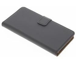 Selencia Grijs Luxe Book Case Sony Xperia XA
