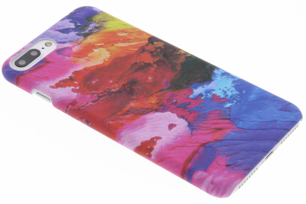 Colorful design hardcase hoesje voor de iPhone 8 Plus / 7 Plus