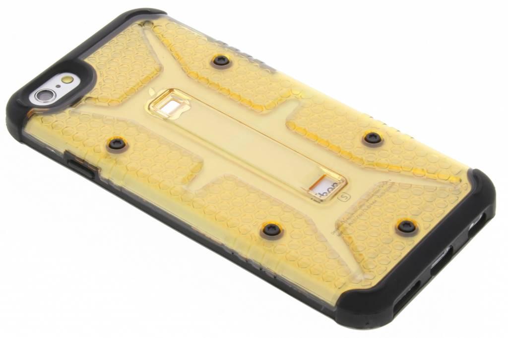 Transparante gele Xtreme defender hardcase voor de iPhone 6 / 6s