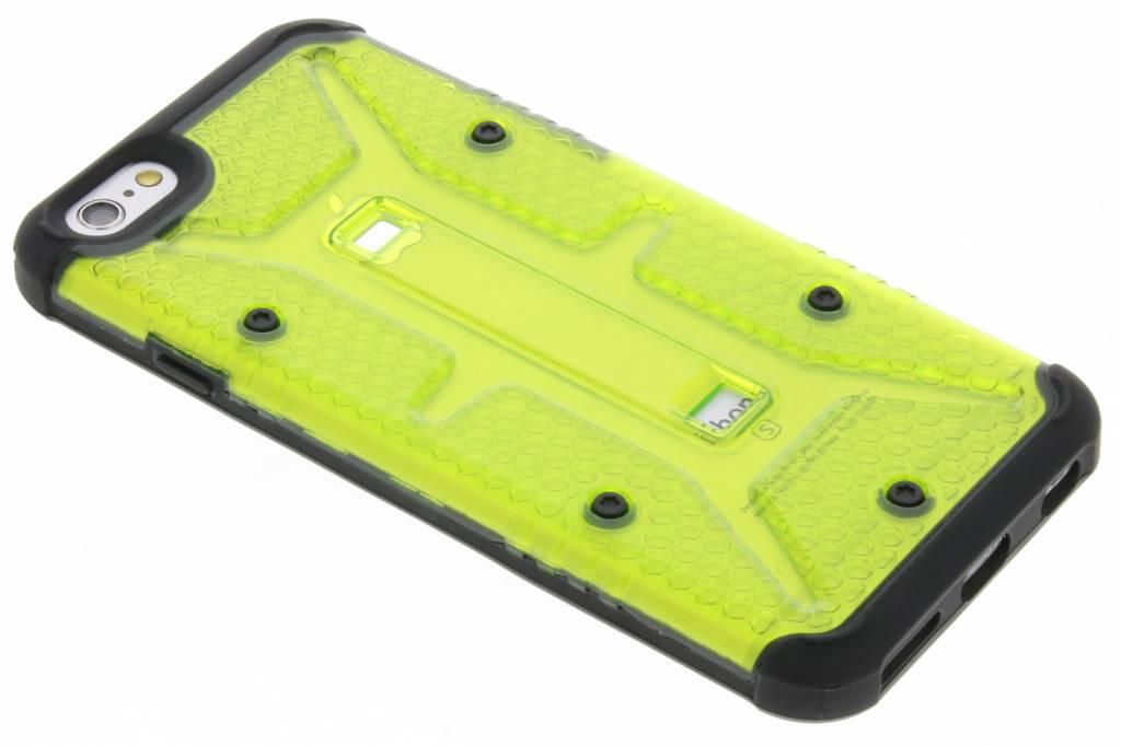 Transparante groene Xtreme defender hardcase voor de iPhone 6 / 6s