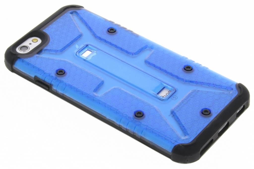 Transparante blauwe Xtreme defender hardcase voor de iPhone 6 / 6s