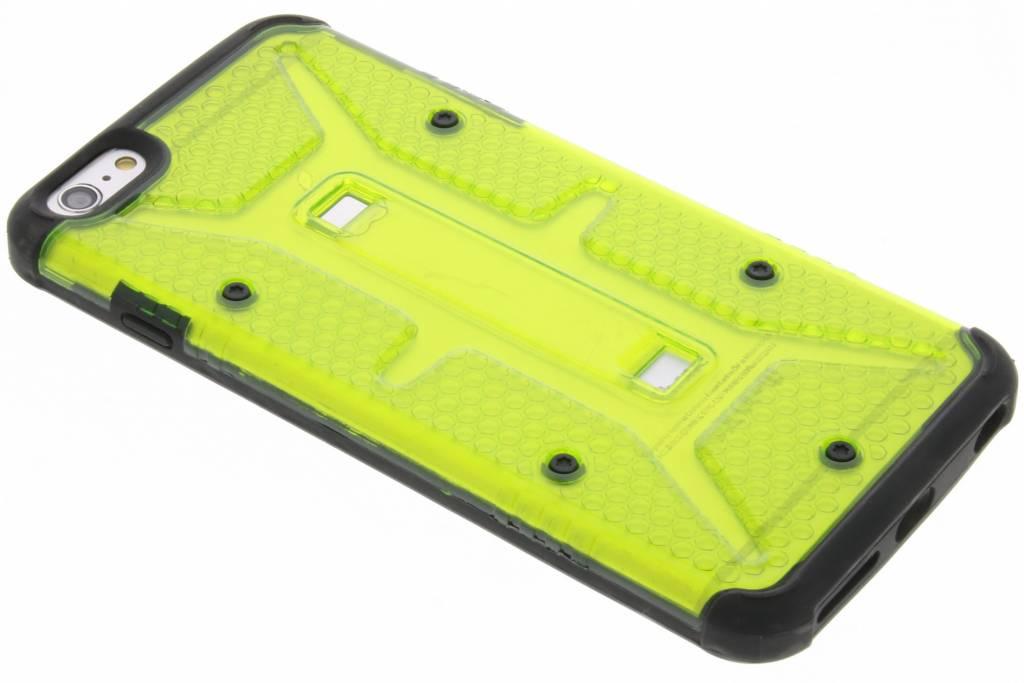 Transparante groene Xtreme defender hardcase voor de iPhone 6(s) Plus
